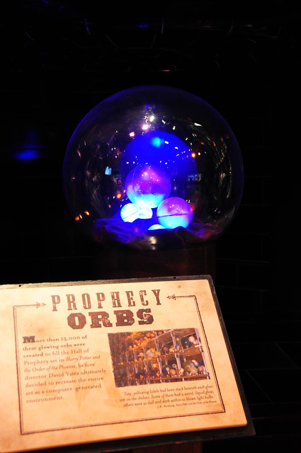 Harry Potter - Prophecy Orbs