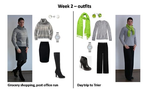 Outfits Week 2b