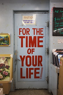 "Honest Ed's: For the ""Time"" of Your Life"