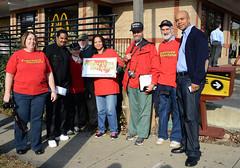 2013 Fast Food Workers Strike 32