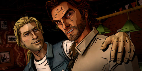 Wolf Among Us Episode 2 to be out in 2014