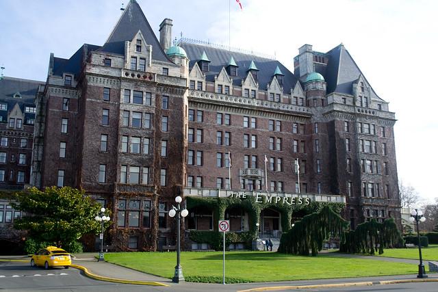 Empress Hotel | Victoria, Canada
