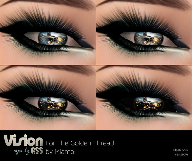 Vision by A:S:S - Golden Thread