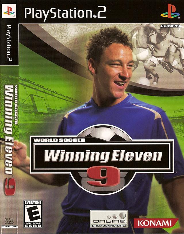 World Soccer - Winning Eleven 9