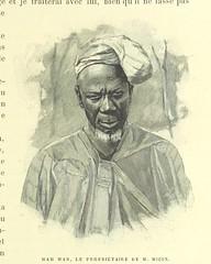 "British Library digitised image from page 251 of ""Nos Africains.-La mission Crampel.-La mission Dybowski.-La mission Mizon.-La mission Monteil ... La seconde mission Mizon ... Ouvrage illustré"""