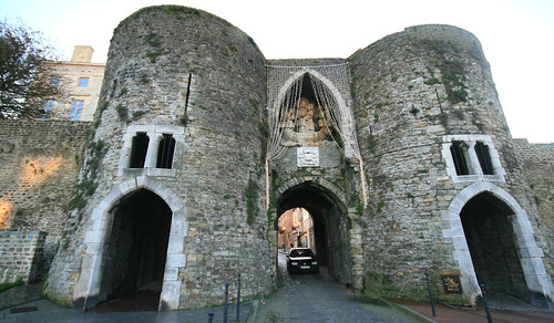Old Town Gate, Boulogne-sur-Mer