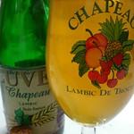 ベルギービール大好き!! シャポー・キュヴェ Chapeau Cuvee
