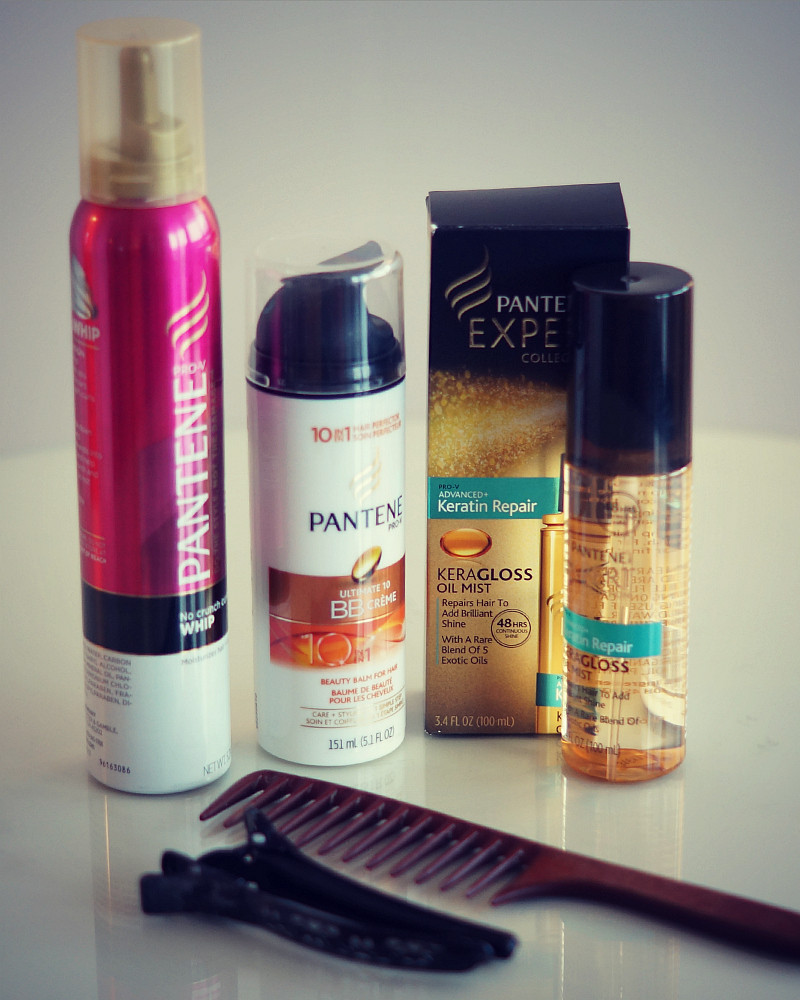 Pantene Hair Products2