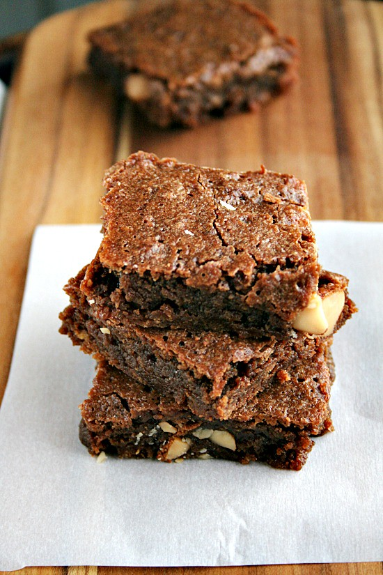 Hawaiian Host Aloha Nut Brownies