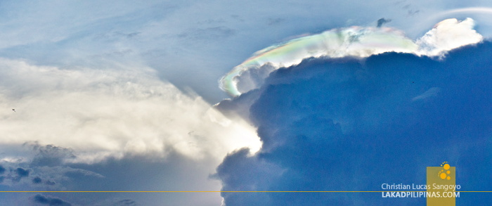 Unique Sky at San Antonio Resort Roxas City