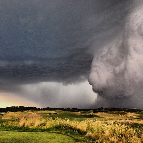 storm sea photo