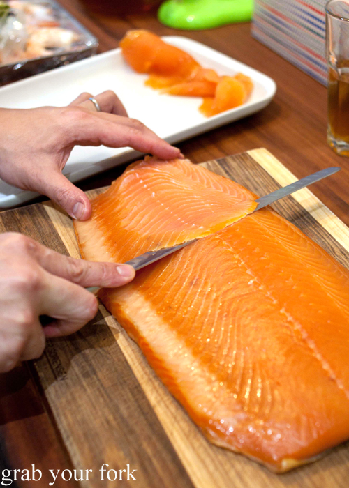Best Wood Chips Smoking Salmon : Grab your fork a sydney food december restaurant