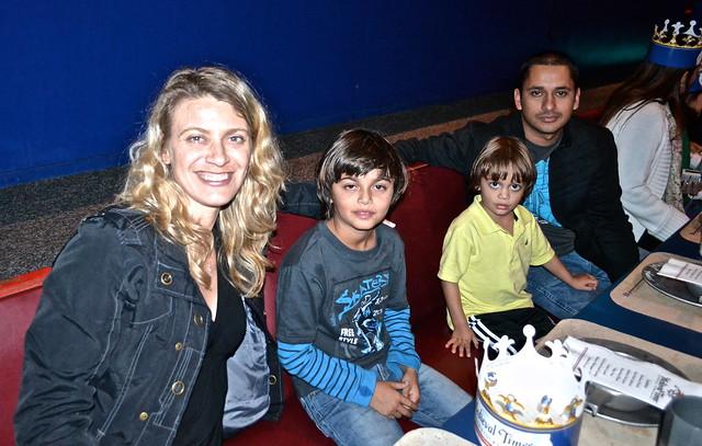 Medieval  Times Orlando Florida - Family 'Cheesy' Fun