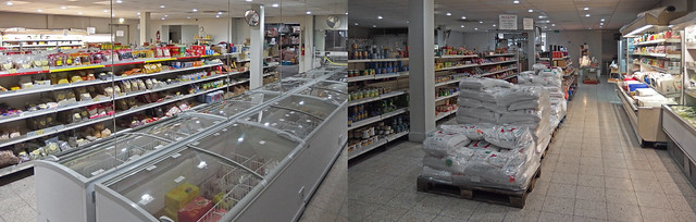 Chinese Supermarket Tam Food in Tilburg
