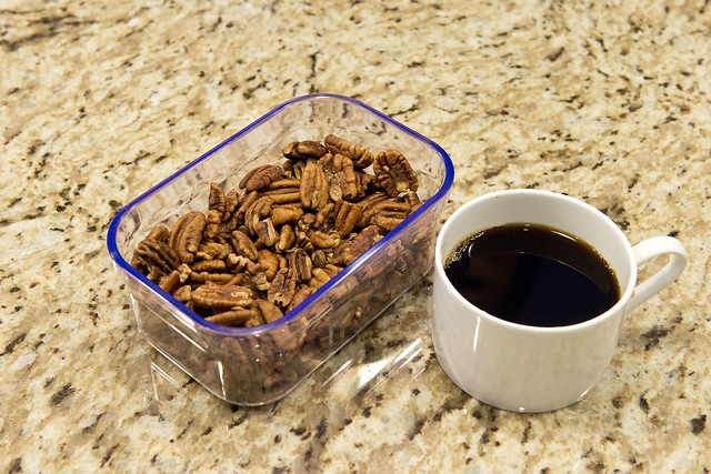 Welcome to FABBYLIFE: Oven roasted pecan with FIVE-SPICE ...
