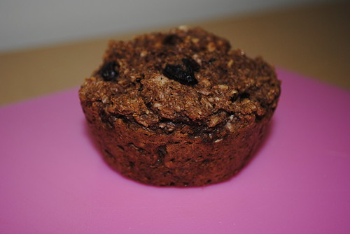 apple and raisin bran muffins (2)