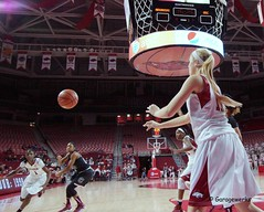 University of Arkansas Razorbacks vs South Carolina Basketball