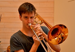 SYBB 2014-01-04 - Oskar Gustafsson drar ett solo!