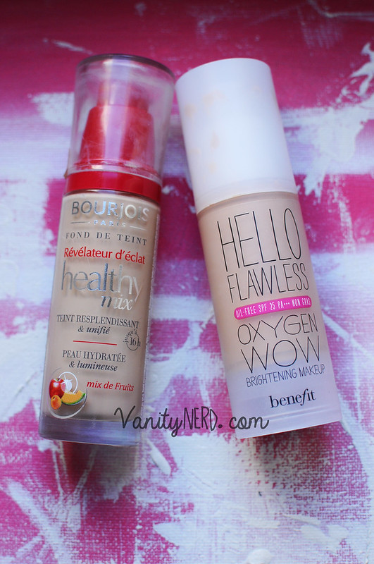 Bourjois - Benefit Foundations