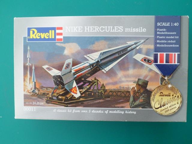 Nike Hercules Missile [Revell 1/40] 11894136986_82e2e60a1a_o