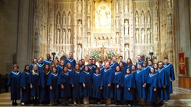 WC Concert Choir