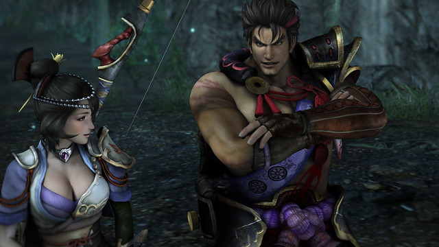 Toukiden on PS Vita