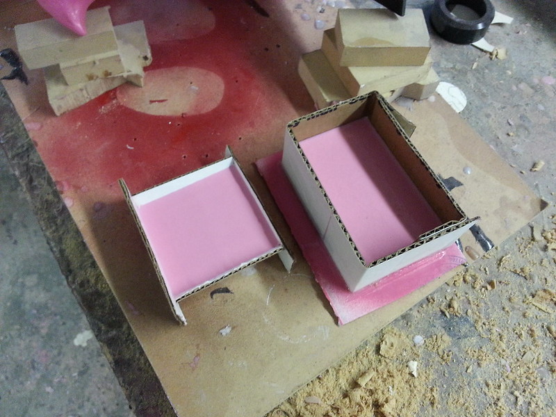 Molds for Muzzle and Placards