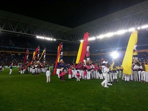 Catalunya - Nigèria 02-01-2013