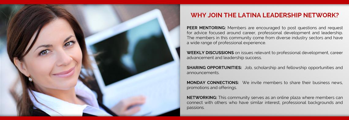 Join the Latina Leadership Network, ELLA Institute, ELLA Leadership Institute