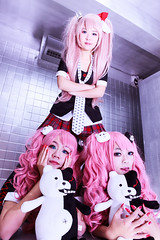 clothing, costume, pink, cosplay,
