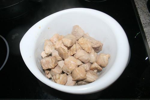 25 - Fleisch bei Seite stellen / Put meat aside