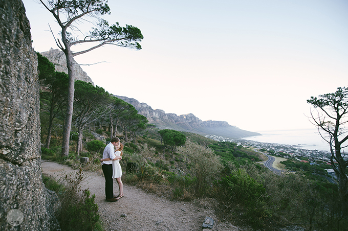 Jen and Francois couple shoot Signal Hill & Pipe track Cape Town South Africa shot by dna photographers 158