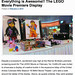 CoWLUG's LEGO Movie Premiere Display by Imagine™