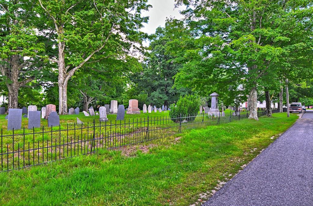 Wendell Center Cemetery