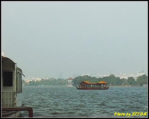 杭州 西湖 (其他景點) - 023 (湖濱路的湖畔)