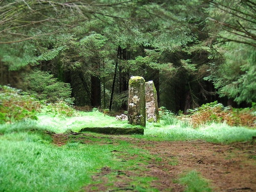 Kilmore Standing Stones - Isle of Mull