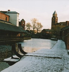 Wigan Pier & Trencherfield Mill