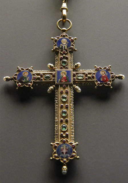 Borstkruis (chest cross) - 19c