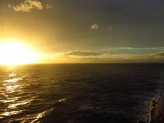 Sunset over Cook Strait 12-01-2014 19-33-43