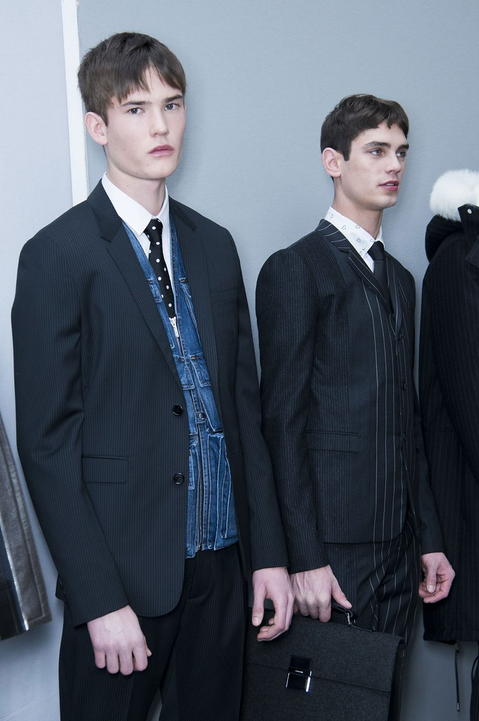 FW14 Paris Dior Homme232_Felix Riess, Arthur Gosse(fashionising.com)