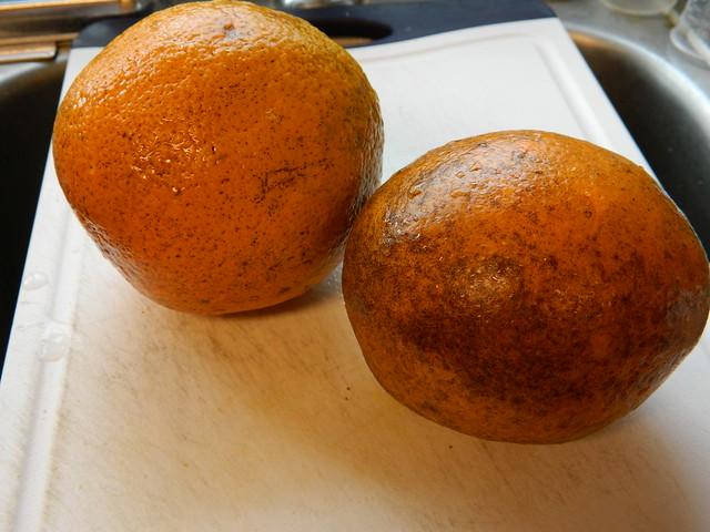 Real Oranges