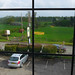Small photo of View from Room 1 at Hollytrees, Alsager