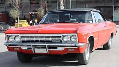 1966 Chevrolet Impala SS face