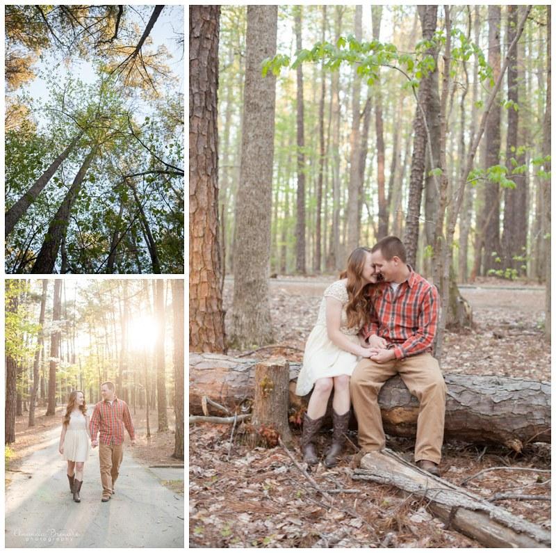 Jordan & Amanda - Engaged!   Raleigh, NC Wedding Photographer Amanda Brendle Photography