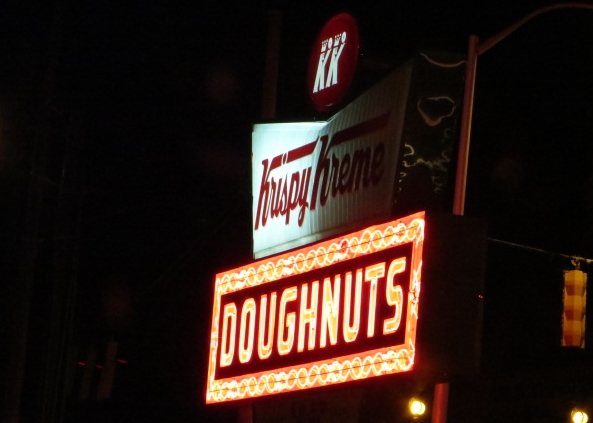 Krispy Kreme in Atlanta