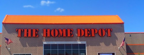 Home Depot Store Home Improvement Center 5/2014