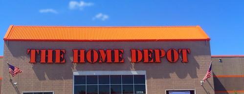 Home Depot Store Home Improvement Center 5/2014
