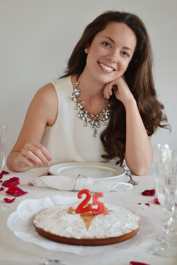 ¡Feliz Cumpleaños! ¡25 años ya!