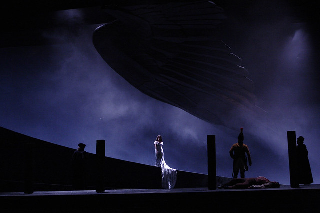 Tosca, The Royal Opera © Catherine Ashmore