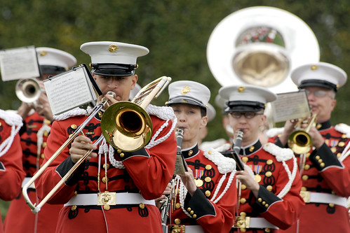 "The Farmers Market Opening on June 6th will begin with the national anthem performed by ""The President's Own"" United States Marine Band."
